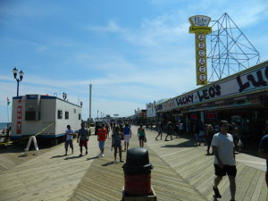 Despite the unimaginable images left behind by Hurricane Sandy and the 2013 fire, Seaside Heights still attracts beach goers by the millions.