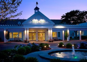 The Sea Crest Beach Hotel in Falmouth, Massachusetts is truly gorgeous, but the room cost is another story.