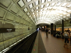 Washington DC's Metro subway is my A#1 favorite subway system.