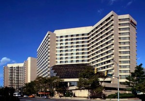 The Crystal Gateway Marriott is one of Marriott's most popular hotels in the Washington DC area.