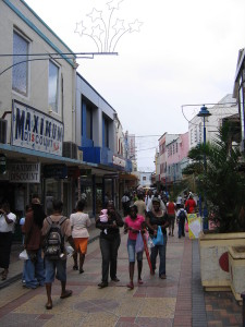 With its bustling streets and friendly people, Bridgetown is the largest city and the island's capital.