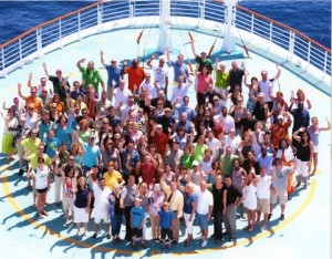 A group cruise is more than just a vacation, it's an experience shared by all.