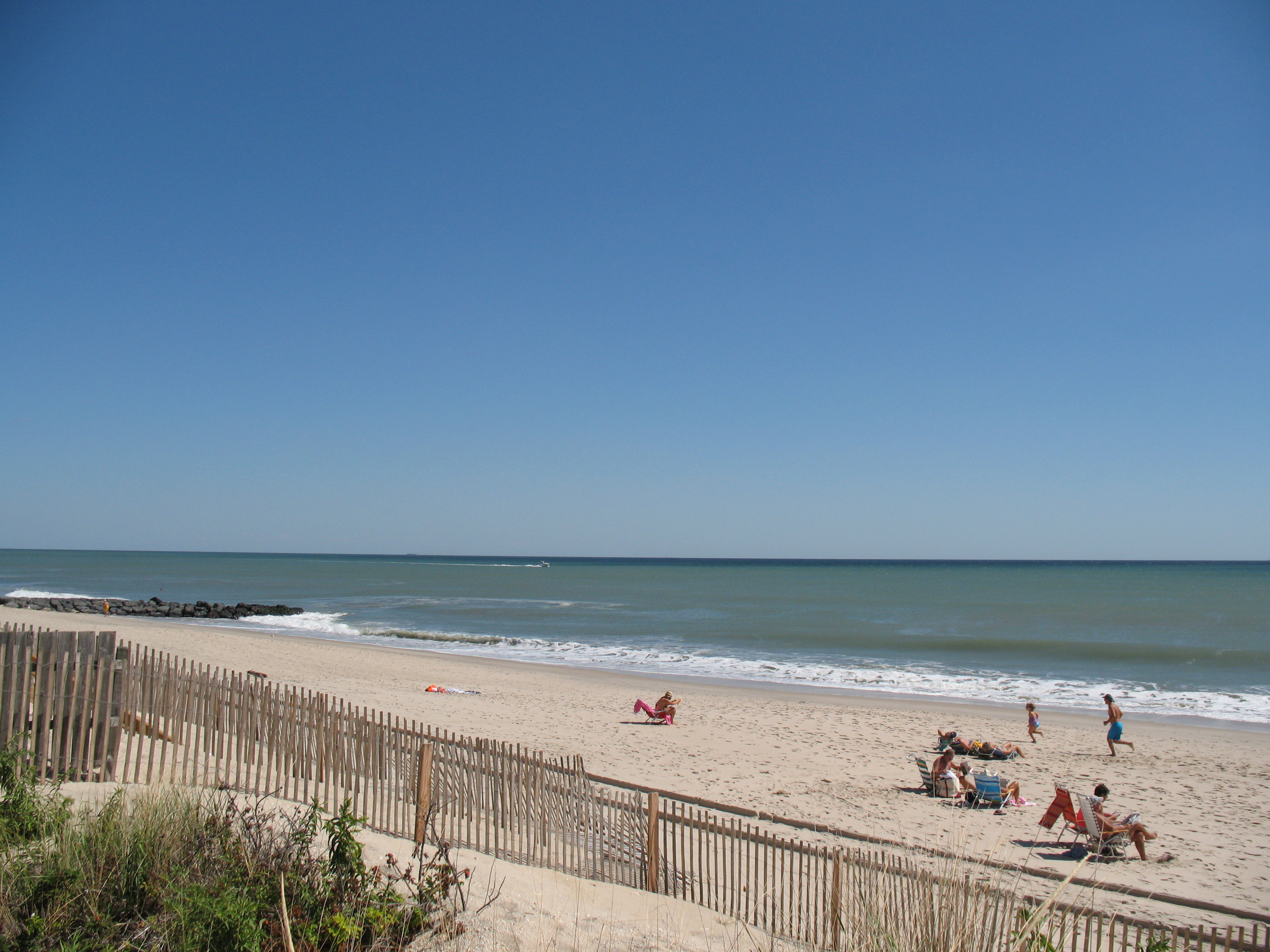 Bay Head NJ Beach